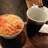 三河屋 - 料理写真:えびもんじゃ480円