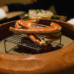 Matsukawa - 焼き間人蟹