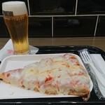 SPONTINI - おかわりビールは220円
