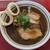 札幌篠路 ラーメンStyle 丸ふ - 料理写真:サバブラック
