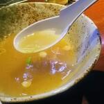 楓 - スープ(塩)