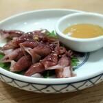 穂々恵み - 新物ホタルイカ酢味噌