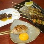 串焼き 炙 -
