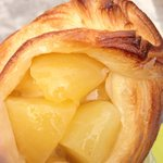 シェ・リュイ - りんごのパイ