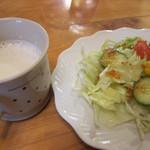 チャチャマル - ランチスープ&サラダ