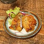 旧ヤム邸  - 鶏むね肉のスパイス焼き