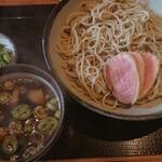 手打ち蕎麦 楽庵 - 料理写真: