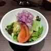 肉のふきあげ雅 - 料理写真:セットのサラダ