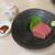 おり戸そば切り やぶ - 料理写真:[本マグロ 赤身刺」