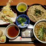 12424960 - 1 セット料理・よくばり膳 980円
