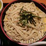 12424964 - 3 セット料理・よくばり膳 980円のザル蕎麦