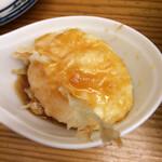 天ぷらすずき - 半熟卵
