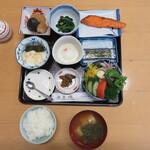 菅旅館 - 料理写真:
