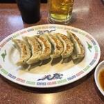ラーメン王 - 餃子