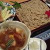 季創りそば 膳 奈美喜庵 - 料理写真:厳選した、国産鴨せいろ蕎麦