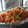 Fukurounomori - 料理写真:自家製トマトソースで作るナポリタン