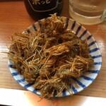 晩杯屋 - おつまみエビ130円