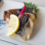 レストラン センカ - 鰆の西京焼き