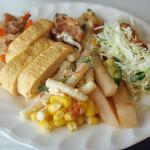 レストラン センカ - サラダバー