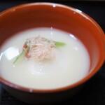 124259858 - 白味噌雑煮