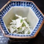赤坂 詠月 - 氷魚の染おろし