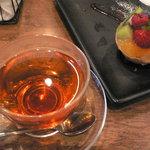 アーペ ワールド カフェ - ニルギリ紅茶