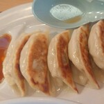 味噌屋 麺太 - 餃子