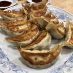 ぎょうざの満洲 - 「ダブル餃子定食(小ライス)」