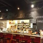 ヨーロッパ食堂ジュール - 店内の様子