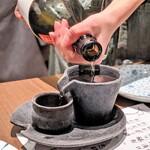 板バ酒バ魚 - 大信州 超辛口純米吟醸
