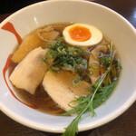 らー麺 あす香 - 料理写真:しょうゆ