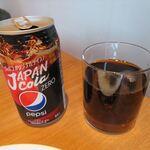 シェラトン都ホテル東京 - ドリンク写真:コカ・コーラ・ゼロ