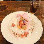 つくしんぼカフェ - 料理写真: