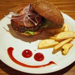 ズートンズ - ハンバーガー
