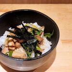 麺やケイジロウ - チャーシュー丼