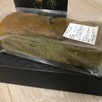 124267182 - 宇治抹茶パウンドケーキ(1,296円)_2020年1月