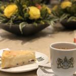 イノダコーヒ - チーズケーキ