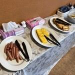 クレドホテル函館 - 朝食バイキング