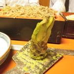 やぶ久 - 生山葵