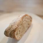 ヴィラ・アイーダ - 2020.1 自家製パン
