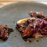 ヴィラ・アイーダ - 2020.1 ラディッキオ 紫キャベツ 猪