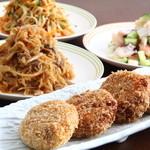 おかず厨房 - 料理写真:各種お惣菜^^