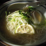 信濃屋 - 温麺