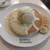 ハワイアンパンケーキハウス パニラニ - 料理写真:5年越しの想いを叶え、ナッツナッツパンケーキ♡