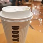 ドトールコーヒーショップ - アメリカンコーヒーM(275円)
