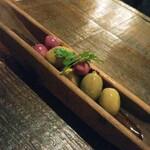 grilled beef winebar zuiji -