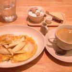 夙川 ベースカフェ - 美味しい♡