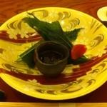 12429626 - 桜寿司とホタルイカ沖漬