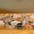 満幸商店Ⅱ - 料理写真:2020.1 鯛のうすづくり 2切れずつ6種のソースで(1,600円)