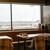 満幸商店Ⅱ - 内観写真:2020.1 オーシャンビューのテーブル席
